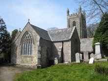 Kenwyn Church Cornwall © Rod Allday
